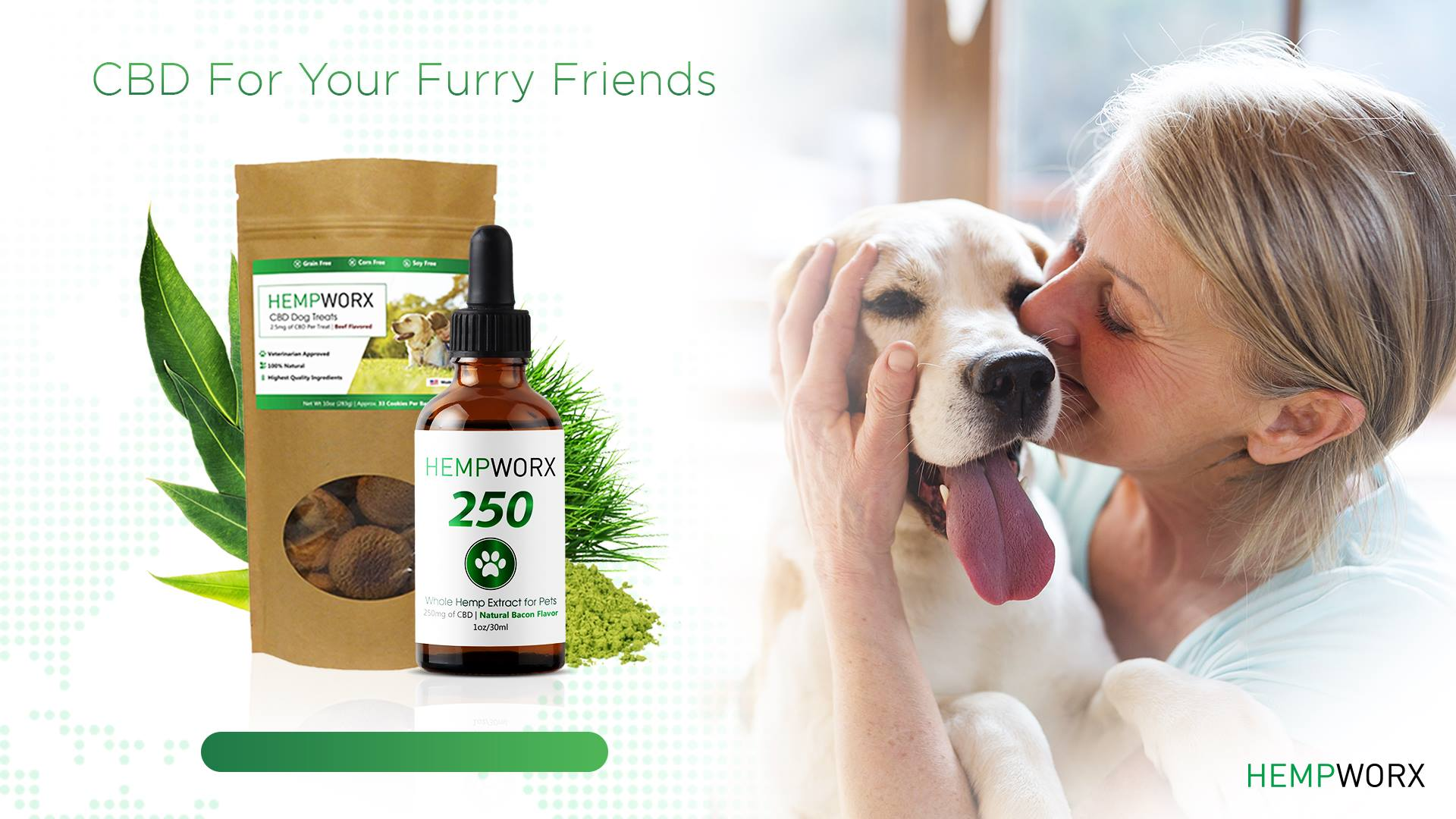 Hempworx CBD for pets