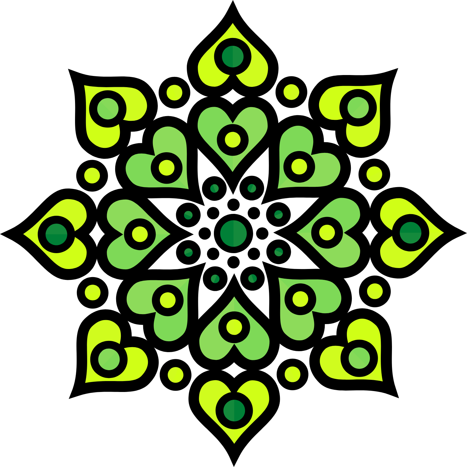mandala great herbal products logo